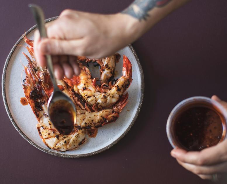 Where to eat in Copenhagen? Donda serves some of the best seafood in town.